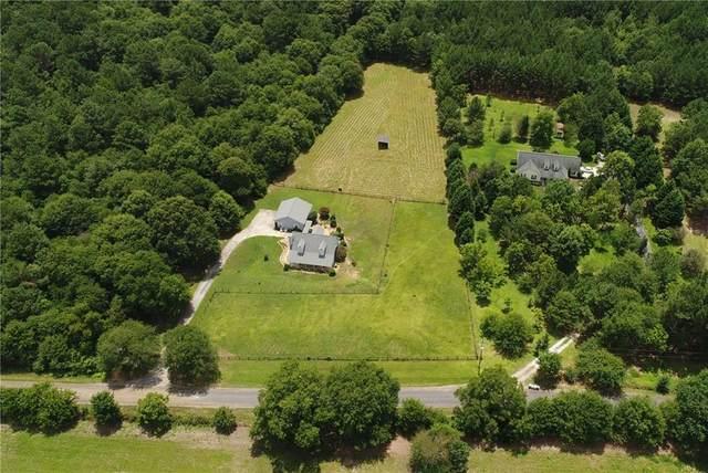 275 Paul Burson Road, Monroe, GA 30656 (MLS #6750631) :: Charlie Ballard Real Estate