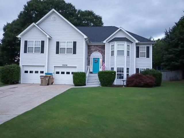 1703 Wyntercreek Lane, Hoschton, GA 30548 (MLS #6750633) :: Charlie Ballard Real Estate