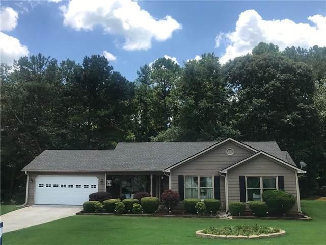2555 Dacula Ridge Drive, Dacula, GA 30019 (MLS #6750635) :: The Heyl Group at Keller Williams