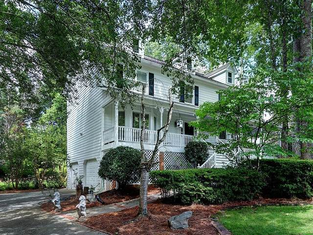 2596 Oak Village Place NE, Marietta, GA 30062 (MLS #6750641) :: The Heyl Group at Keller Williams