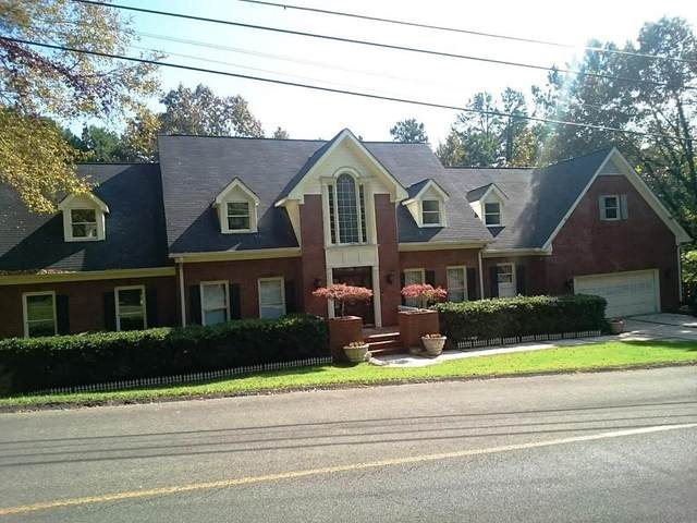 31 Saddle Mountain Road, Rome, GA 30161 (MLS #6750643) :: The Realty Queen & Team