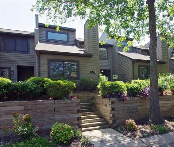 903 Cedar Chase Circle NE, Atlanta, GA 30324 (MLS #6750653) :: Good Living Real Estate