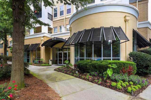 870 Inman Village Parkway NE #402, Atlanta, GA 30307 (MLS #6750682) :: Good Living Real Estate