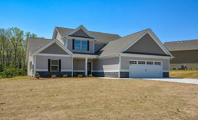 152 Brasstown Drive, Dallas, GA 30132 (MLS #6750697) :: Rock River Realty