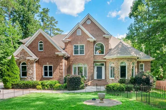 6650 Wright Road, Sandy Springs, GA 30328 (MLS #6750700) :: North Atlanta Home Team