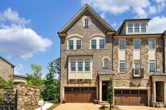 205 Abbington River Lane #11, Atlanta, GA 30339 (MLS #6750712) :: Kennesaw Life Real Estate