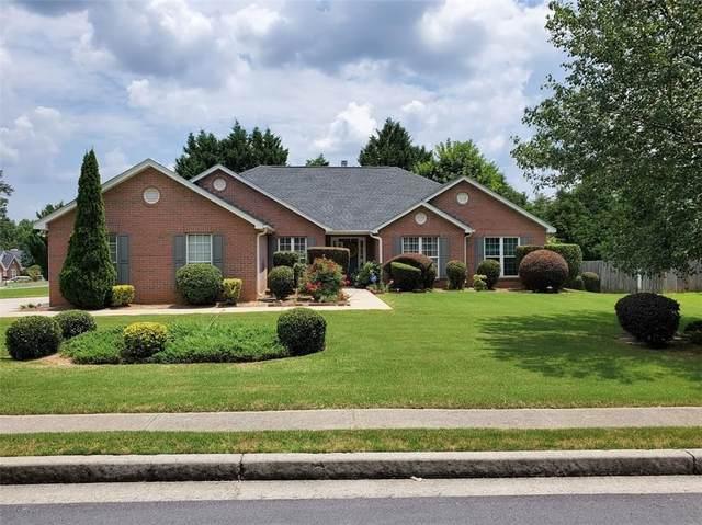 3600 Brushy Wood Drive, Loganville, GA 30052 (MLS #6750719) :: North Atlanta Home Team