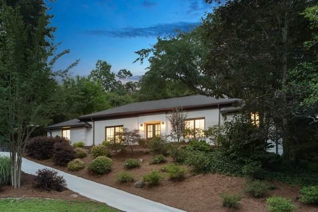 1261 Bernadette Lane, Atlanta, GA 30329 (MLS #6750733) :: Rock River Realty