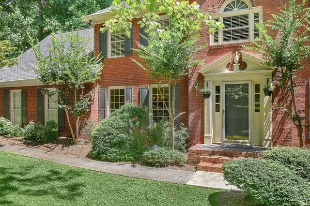 11815 Highland Colony Drive, Roswell, GA 30075 (MLS #6750734) :: Dillard and Company Realty Group