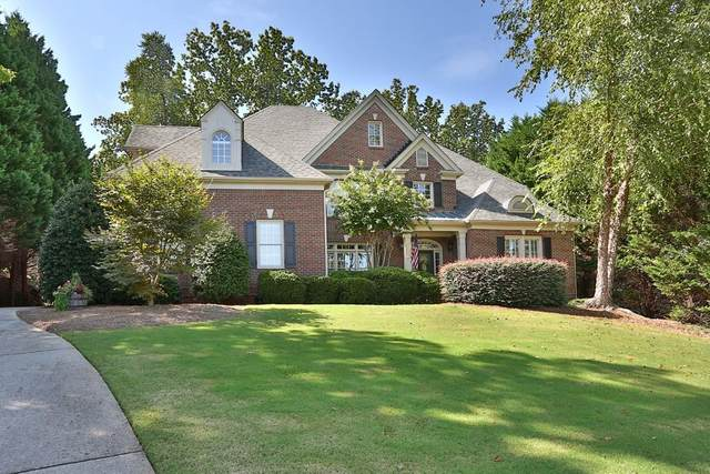 10050 Normandy Lane, Suwanee, GA 30024 (MLS #6750735) :: The North Georgia Group
