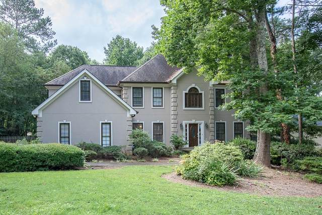 5115 Cottage Farm Road, Alpharetta, GA 30022 (MLS #6750736) :: The North Georgia Group