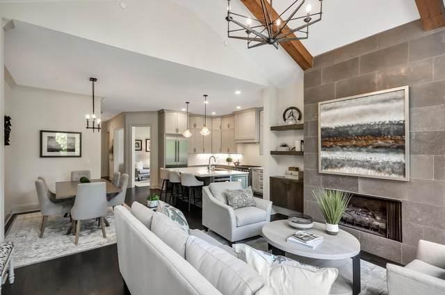 210 Abbington River Lane #12, Atlanta, GA 30339 (MLS #6750738) :: Kennesaw Life Real Estate