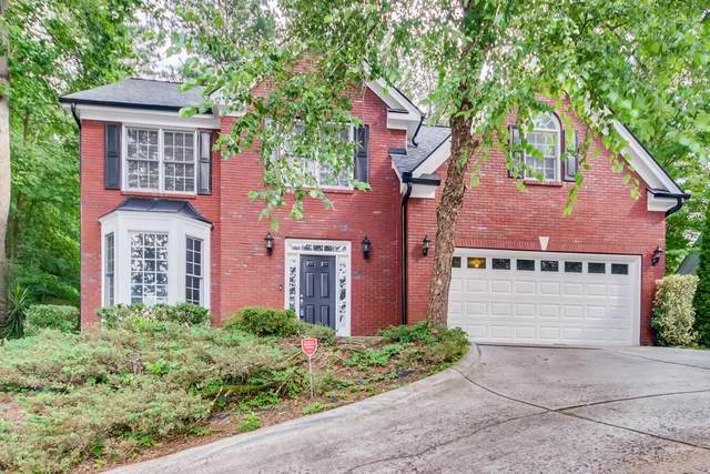 2120 Sweetbirch Trail, Lawrenceville, GA 30044 (MLS #6750743) :: North Atlanta Home Team