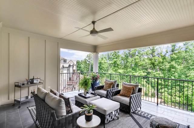 713 Abbington Rive Lane #41, Atlanta, GA 30339 (MLS #6750745) :: Kennesaw Life Real Estate