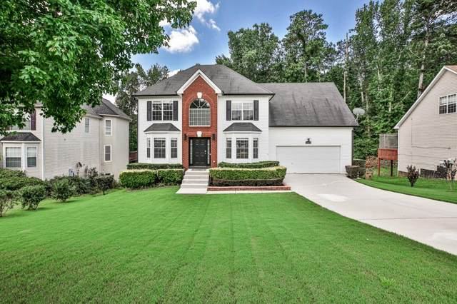 2579 Mead Court, Jonesboro, GA 30236 (MLS #6750752) :: North Atlanta Home Team