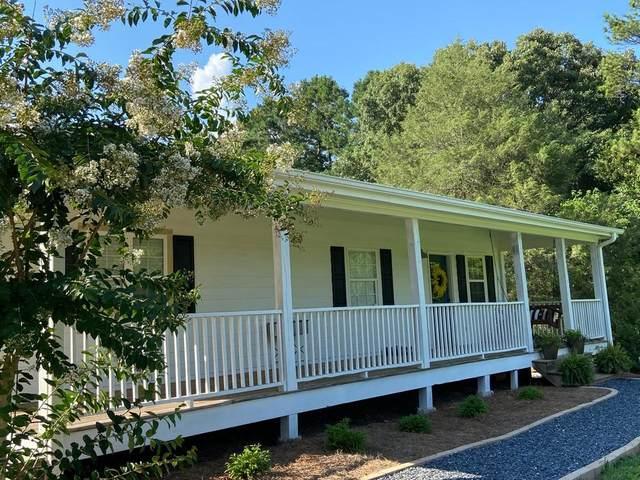 3850 Sims Bridge Road, Monroe, GA 30656 (MLS #6750760) :: Charlie Ballard Real Estate