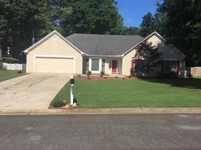 356 Fenbrook Way SW, Marietta, GA 30064 (MLS #6750761) :: Kennesaw Life Real Estate