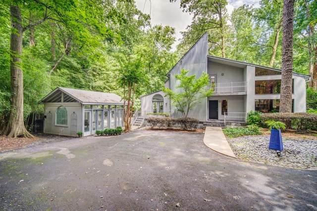 1525 Moores Mill Road NW, Atlanta, GA 30327 (MLS #6750777) :: The Heyl Group at Keller Williams