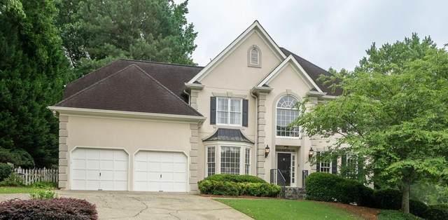 859 Chestnut Lake Drive NE, Marietta, GA 30068 (MLS #6750789) :: Path & Post Real Estate