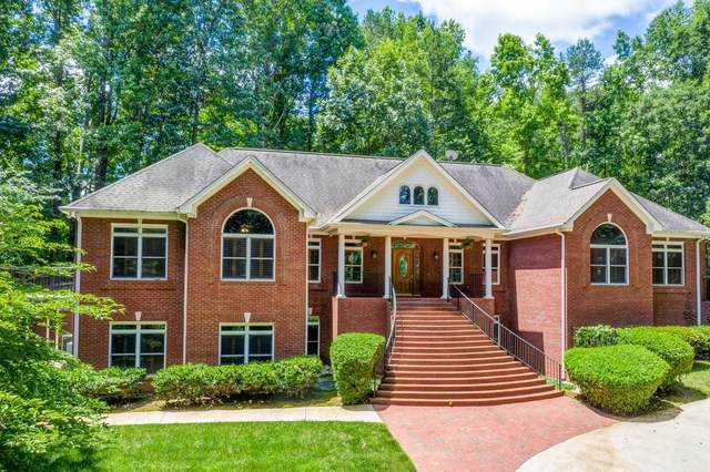 360 Glen Lake Drive, Hoschton, GA 30548 (MLS #6750793) :: North Atlanta Home Team