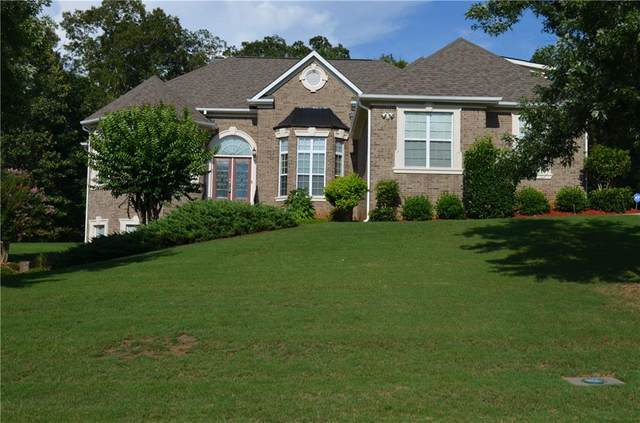 436 Silverton Drive, Mcdonough, GA 30252 (MLS #6750797) :: Rock River Realty