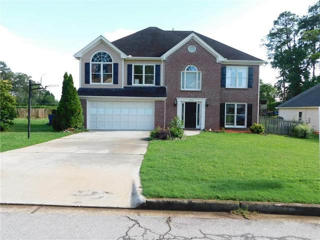 2940 Paces Woods Drive, Lawrenceville, GA 30044 (MLS #6750819) :: North Atlanta Home Team