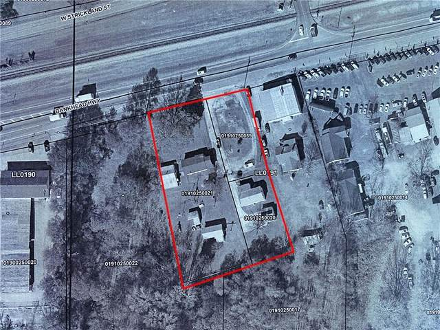 12941 Veterans Memorial Highway, Douglasville, GA 30134 (MLS #6750830) :: HergGroup Atlanta