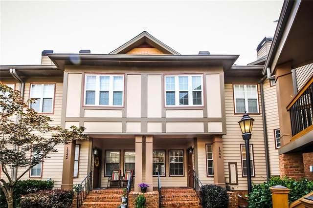 1344 Stillwood Chase NE, Atlanta, GA 30306 (MLS #6750834) :: North Atlanta Home Team