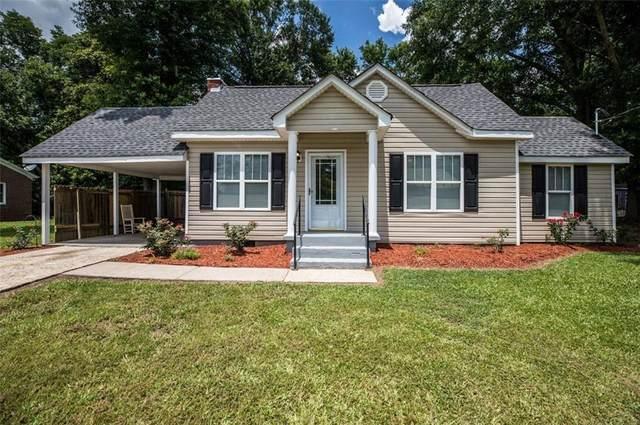 90 E Johnson Street, Temple, GA 30179 (MLS #6750850) :: Team RRP | Keller Knapp, Inc.
