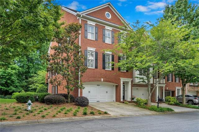 4401 Village Green Drive, Roswell, GA 30075 (MLS #6750851) :: The Heyl Group at Keller Williams