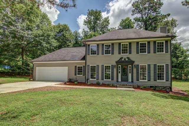 750 Garner Road SW, Lilburn, GA 30047 (MLS #6750854) :: North Atlanta Home Team