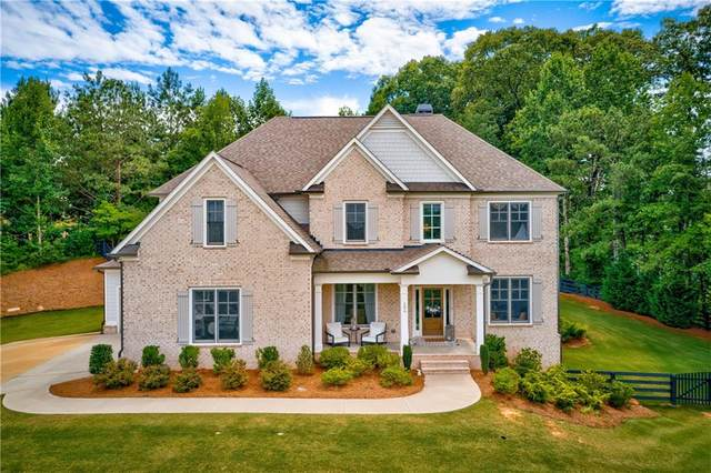 206 Maggies Road, Canton, GA 30115 (MLS #6750857) :: KELLY+CO