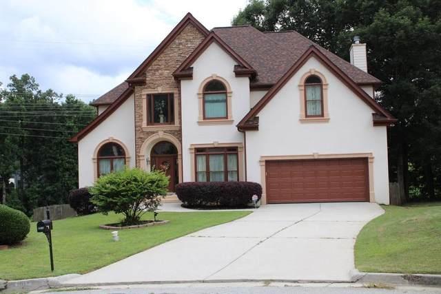 3917 Boxwood Walk, Ellenwood, GA 30294 (MLS #6750890) :: North Atlanta Home Team