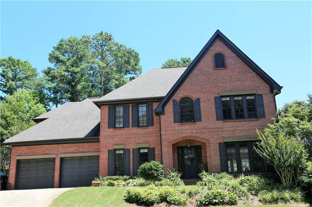 5573 Brookgreen Drive NW, Acworth, GA 30101 (MLS #6750940) :: Kennesaw Life Real Estate