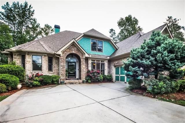 7290 Bluewater Lane, Douglasville, GA 30135 (MLS #6750954) :: Charlie Ballard Real Estate