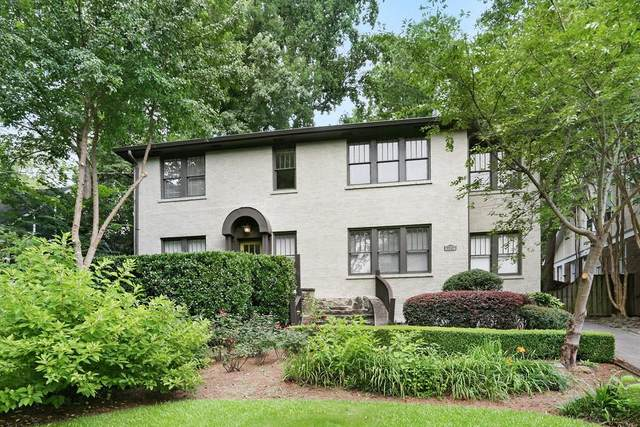 1545 N Morningside Drive NE, Atlanta, GA 30306 (MLS #6750983) :: The Zac Team @ RE/MAX Metro Atlanta
