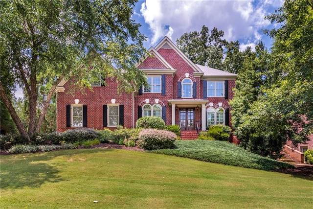 610 New Haven Drive, Suwanee, GA 30024 (MLS #6750984) :: John Foster - Your Community Realtor