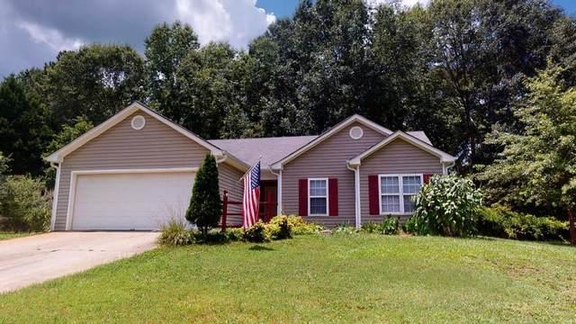 884 Whispering Way, Winder, GA 30680 (MLS #6750995) :: Charlie Ballard Real Estate
