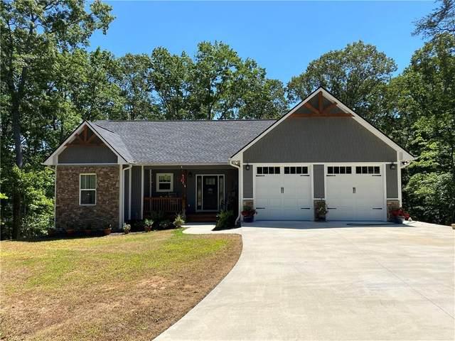 109 Hackney Trail, Ellijay, GA 30536 (MLS #6751000) :: Charlie Ballard Real Estate