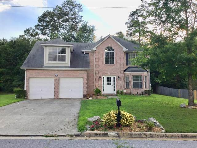 1902 Smithfield Avenue, Ellenwood, GA 30294 (MLS #6751014) :: The Zac Team @ RE/MAX Metro Atlanta