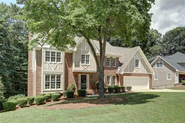 3050 Arborwoods Drive, Alpharetta, GA 30022 (MLS #6751030) :: The Zac Team @ RE/MAX Metro Atlanta