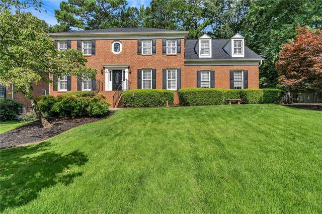 4981 Bainbridge Court SW, Lilburn, GA 30047 (MLS #6751036) :: North Atlanta Home Team