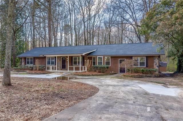 707 Sherwood Drive, Lawrenceville, GA 30046 (MLS #6751038) :: North Atlanta Home Team
