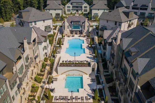 6809 Crescendo Court #246, Sandy Springs, GA 30328 (MLS #6751039) :: Kennesaw Life Real Estate