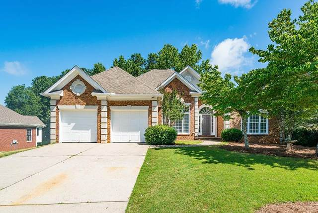 6310 Manassas Pass NW, Acworth, GA 30101 (MLS #6751044) :: Kennesaw Life Real Estate