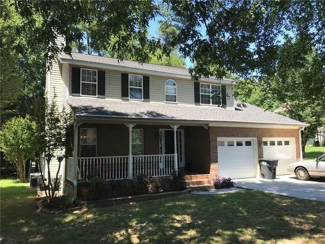 109 Honeysuckle Drive SE, Calhoun, GA 30701 (MLS #6751081) :: The Heyl Group at Keller Williams