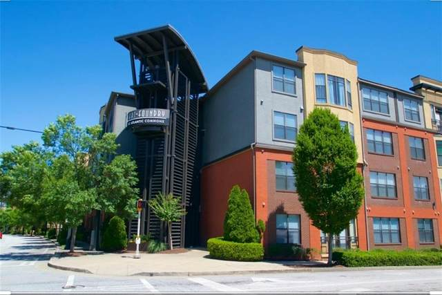 400 17th Street NW #2314, Atlanta, GA 30363 (MLS #6751082) :: The Zac Team @ RE/MAX Metro Atlanta