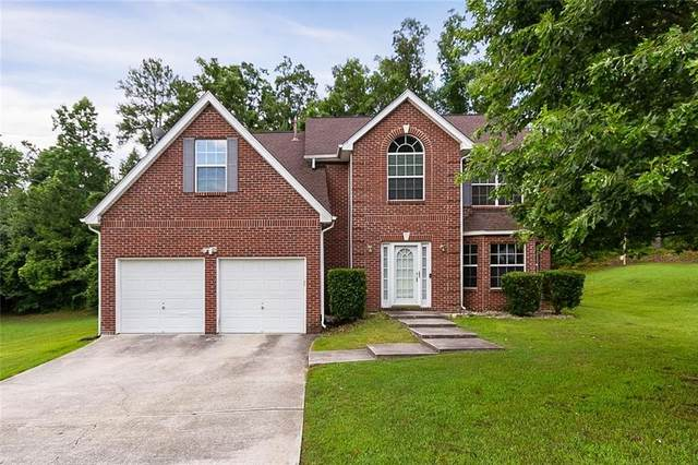 2102 Boulder Gate Drive, Ellenwood, GA 30294 (MLS #6751084) :: The Zac Team @ RE/MAX Metro Atlanta
