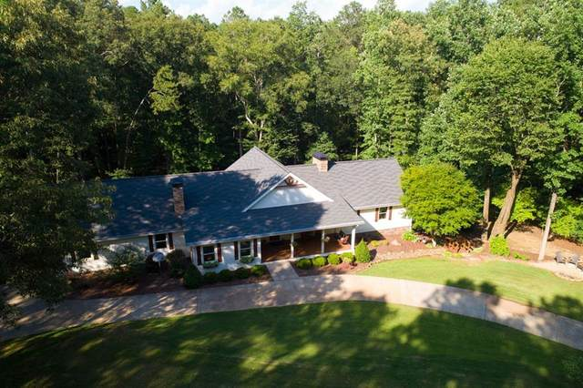 126 Berry Trail, Dallas, GA 30132 (MLS #6751085) :: The Heyl Group at Keller Williams