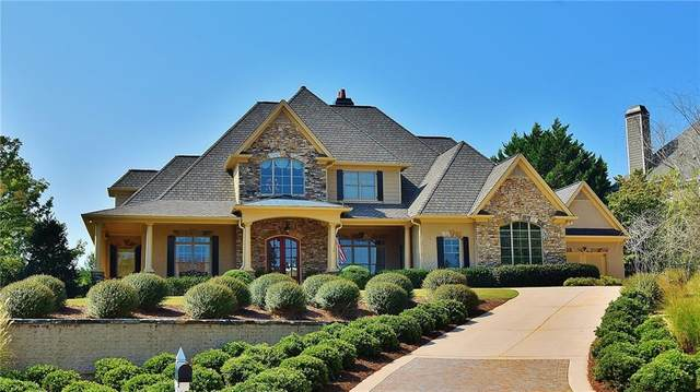 3607 Lake Ridge Court, Gainesville, GA 30506 (MLS #6751090) :: RE/MAX Prestige